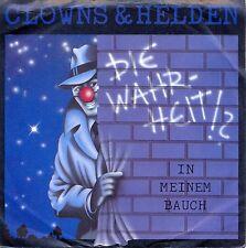 """Clowns & Helden: Die Wahrheit!? 7"""" Vinyl Single"""