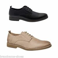 MENS JULIUS MARLOW KNICK BLACK BEIGE FORMAL CASUAL LACE UP DRESS SHOES