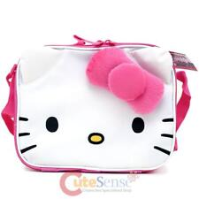 Sanrio Hello Kitty School Lunch Bag Insulated  Snack Box  Iconic Collection