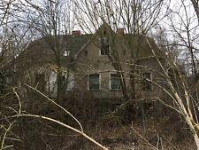 Einfamilienhaus Abrisshaus mit 2.855 QM Baugrundstück im Oderbruch Brandenburg