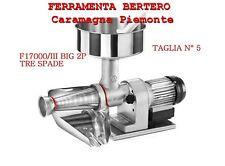 PASSAPOMODORO TRE SPADE BIG -2P 17000/III TAGLIA N 5 SPREMIPOMODORO ELETTRICO