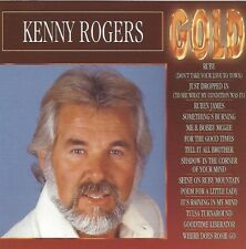 Kenny Rogers - Gold CD Album