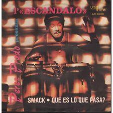 """Don Alfio Vinile 7"""" 45 giri Smack / Que Es Lo Che Pasa ? Nuovo"""