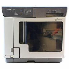 Seiko Epson DiscProducer PP-100 Color CD/DVD Printer Great Condition w/ ink
