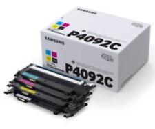 Genuine Samsung CLT-P4092C Rainbow Toner Pack CLP-310 CLP-315 CLX-3170 CLX-3175.