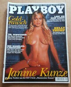 Nackt jannin kuntze Janine Kunze