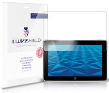 iLLumiShield HD Screen Protector w Anti-Bubble/Print 2x for HP Slate 500
