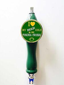 Green Bay Football Beer Tap Handle tapper Kegerator Bar Draft  Faucet