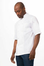 Chef Works Mens Volnay Chef Coat (Pcss)