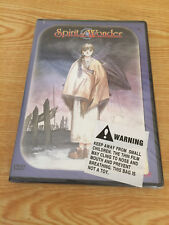 Spirit Of Wonder DVD  NEW