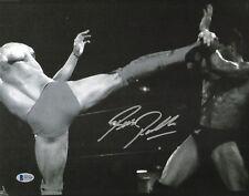 Bas Rutten Signed 11x14 Photo Beckett COA UFC 18 20 Pancrase Picture Autograph 2