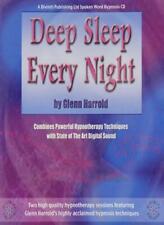Deep Sleep Every Night By Glenn Harrold.
