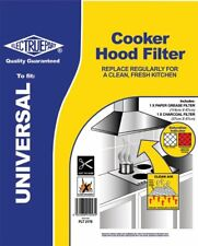 Electrolux Universal Cooker Hood Extractor Grease & Carbon Charcoal Filter CH2