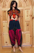 antique Pakistan Afghan nuristan kohistan Hose jumlo women trousers pants  No-5
