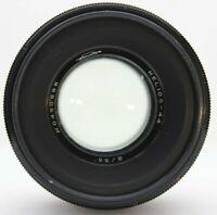 Helios-44 Portrait Lens f2/58 M42 Thread Mount Swirly Bokeh