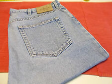 CK Calvin Klein jeans denim morbido stonewashed gamba diritta Mis W38