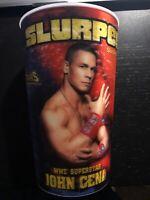 John Cena - WWE Summer Slam 2011 3D 7-Eleven Lenticular Slurpee Cup
