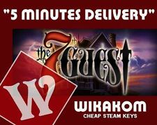 The 7th Guest PC Steam CD Key Fast Delivery