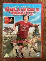 Jack Black Billy Connolly GULLIVER'S TRAVELS ~ 2010 Family Comedy | UK DVD