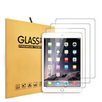 3 Pack TEMPERED GLASS Screen Protector for Apple iPad Mini 4 4th Gen 7.9-inch