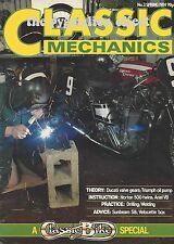 Classic Mechanics Magazine Spring 1984 Issue #3 - Norton 500 Twin Sunbeam S8