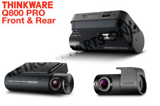 Thinkware Q800 Pro Front & Rear 2K HD Dashcam 32GB - Hardwire Version