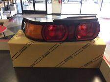 TOYOTA OEM 94-95 MR2 Taillight Tail Light Lamp Rear-Lens Left 8156117140