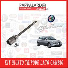 KIT GIUNTO TRIPODE LATO CAMBIO SX ALFA ROMEO 147 1.9 JTD