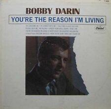 BOBBY DARIN You're The Reason I'm Living LP