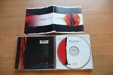 @ CD RUSH - VAPOR TRAILS / ANTHEM RECORDS 2002 / MELODIC PROG ROCK CANADA
