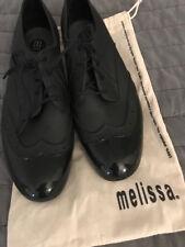 VivienneWestwoodBlack Anglomania Melissa shoes EUR 40 / US 9 UNWORN