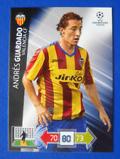 CARD PANINI ADRENALYN CHAMPIONS LEAGUE 2012/13 - GUARDADO - VALENCIA