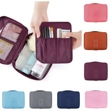 Women Makeup Bag Waterproof Cosmetic Bags Travel Toiletry Wash Case Handbag