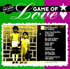 """Game of Love """" More Than One Hour of Music """" CD Top Oldies New 24 Tracks"""