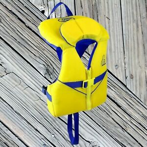 New Stohlquist Infant PFD Life Jacket 8-30 Lbs Coast Guard Approved Best Made!