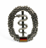 GERMAN MILITARY ARMY ACTIVE DUTY ARMORED TROOPS BERET CAP HAT BADGE-35373