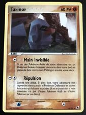 Carte Pokemon TARINOR 18/109 Rare Rubis & Saphir Bloc ex FR NEUF