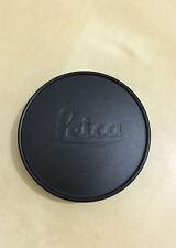 Metal Leica 42mm M Lens Cap Black New