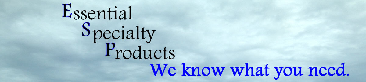 Essential Specialty Products (ESP)