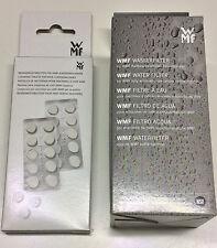 1 x WMF Wasserfilter 100 + 20 WMF Reinigungstabletten
