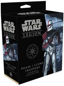 Phase I Clone Troopers Upgrade Expansion Star Wars: Legion FFG 1 NIB