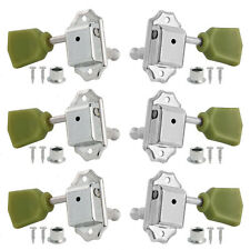 Guitar Vintage Tuning Pegs Tuners Machine Heads for GB Les Paul 3x3 Chrome