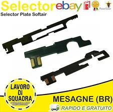 SELECTOR PLATE SELETTORE ELETTRICO SOFTAIR M4 V2 AK G36 V3 Airsoft Ricambi