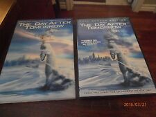 The Day after Tomorrow DVD Collectible Lentcular packaging Full screen Edition