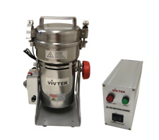 Lab Crusher and Grinder FW-400 (25000RPM, High-Speed Rotor Mill)
