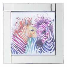 Glass Frame Square Decorative Mirrors