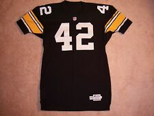 PITTSBURGH STEELERS 1995 UNISSUED DURENE STARTER TEAM ISSUED GAME JERSEY