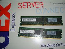 504351-B21 504465-061 504589-001 8GB (2x4GB) PC2-6400 Memory for HP ProLiant
