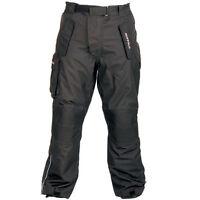 Buffalo Imola Mens Waterproof Motorcycle Trousers Textile Winter Pants Cordura