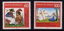 Germany 1991 Sorbian Legends SG 2425-2426 MNH